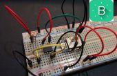 Draadloze elektrische Energiemeter Esp8266-12 blynk
