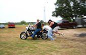 Hoe Push-Start A Motorcycle