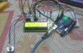 Zin kamertemperatuur en Display in LCD met behulp van Simulink en Arduino UNO