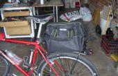 Snelsluiter fiets bagagedrager tas