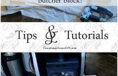 Hoe te bouwen van uw eigen slager blok