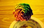 Zes-kleur Duct Tape Rose