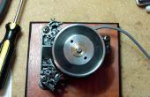 Spinner / Jog wiel binnenkant van een VCR Head