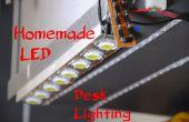 Maak uw eigen Workshop met dimbare LED-verlichting! (Extreem hoog rendement)