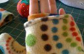 Het is een handschoen, het is een mitten, het is A GLITTEN!