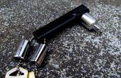 Pocket Socket moersleutel (sleutelhanger)