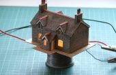 Verbeterde kits van de kaart voor de modelspoor, de spoorweg of de diorama