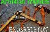 Bouwen van een exoskelet voor de Google Science Fair