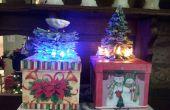 Hoe maak je een Mini Portal kerstboom cadeau