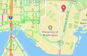 IOS toepassing voor toegang kaart Seattle maken