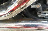 Hoe te poetsen van uw motorfiets