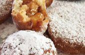 Appeltaart mochi donuts (glutenvrij)