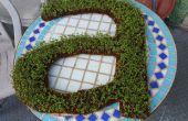 Groen groeien brieven