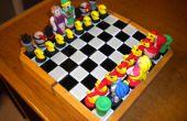 Klassiek videospel Chess Set
