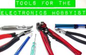 Hulpmiddelen voor de elektronica Hobbyist