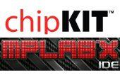 Starten van een Project in MPLAB X voor chipKIT producten