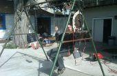 Een Swing instellen dat elektriciteit genereert