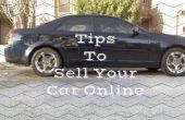 Uw auto Online verkopen met gemak