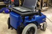 Ultieme UpCycling: $40 rolstoel Robot