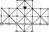 Het gebruik van de Laser-graveur om een Fox & ganzen spel (een middeleeuwse bordspel) te maken