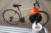 SudsCycle: Een fiets-aangedreven wasmachine (Prototype 1.0)