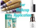 Prep & Prime voor make-up toepassing