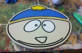 Cartman teken