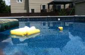 Zwembad Cooler voor flessen