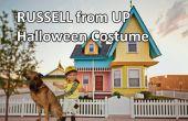 Russell uit op Halloween kostuum voor peuters