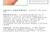 Draad gewikkeld Cabochon Ring Tutorial