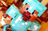 DIY Minecraft kostuum