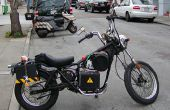 Eenvoudig DIY Electric Motorcycle conversie