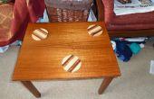 Hoe te herstellen houten tafels/meubels