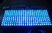 24 x 10 LED Matrix (Arduino gebaseerd)