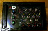 Weird Sound Generator - hoe maak je een control panel