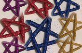 DIY: Hoe maak je perfecte ster met behulp van gewoon papier