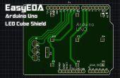 Hoe maak je een Arduino Shield zeer gemakkelijk (via EasyEDA)