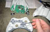 DIY Fix het d-stootkussen op de Xbox 360 control pad (meer dan alleen schuren)