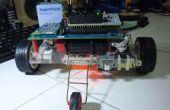 Een telefoon gecontroleerd rover (Intel Edison + Blynk + Arduino)
