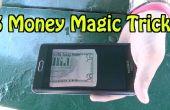 3 geld magische trucs - hoe te