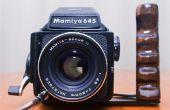Sluitertijd Grip voor uw Medium formaat Camera