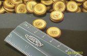 Houten Steampunk-Themed sleutels 3D Laser gegraveerd en snijd