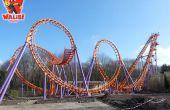 """Knex achtbaan, """"Speed Of Sound"""" [foto's + Test Video] [Cancelt]"""