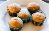 Gemakkelijk appelmoes Muffins