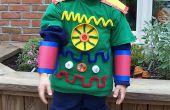 Ruimte Robot Kinder Halloween kostuum - (Full-Body)