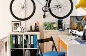 Zeer goedkope fiets Wall Mount