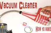 Hoe maak je stofzuiger met Plastic fles thuis