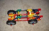 K'Nex dune buggy speeltje