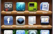 Controle van uw iPhone of iPod aanraking met uw computer