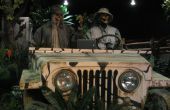 Hoe veranderen tweeling olie In een Jeep